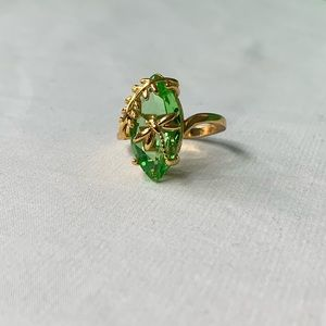 Braydini Jewelry - 🆕 Peridot Butterfly Ring 💍 Size 8 2/&30